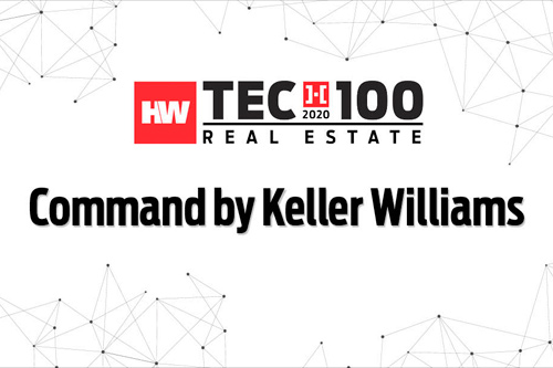 KW Tech100 Award Image